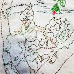 Embroidery: Camouflage